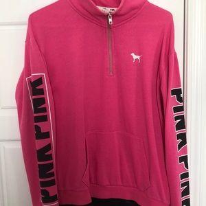 Victoria Secret (Pink) sweater.